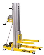 Where to find MATERIAL HANDLING LIFT; 12 - 400LB CAP in