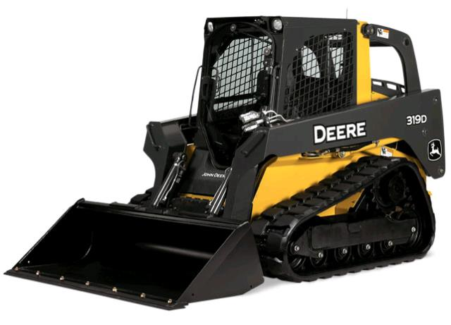 Where to find SKID STEER TRACK LOADER DIESEL in