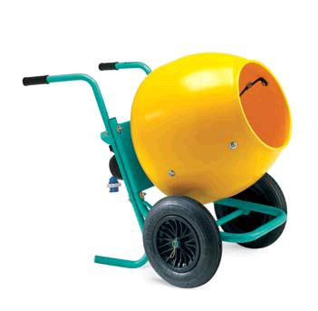 Where to find CONCRETE MIXER 5 CU. FT. in