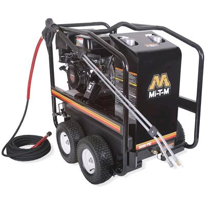 Where to find PRESSURE WASHER 3500 PSI HOT COLD DIESEL in