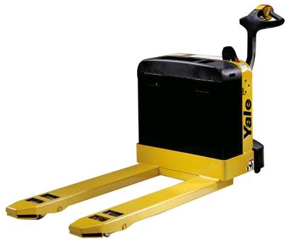 Where to find PALLET JACK MOTORIZED 4,000 CAP. in
