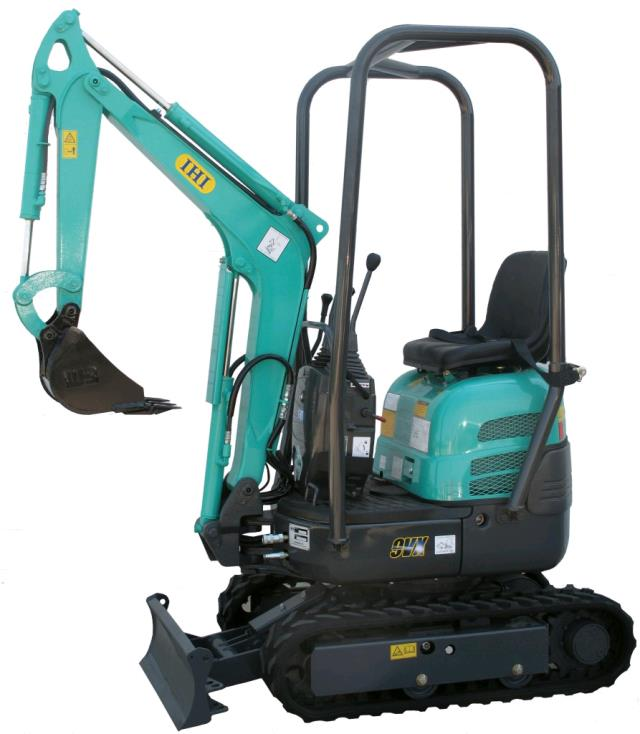 Where to find MINI EXCAVATOR, ELEC.220V SINGLE PHASE, in
