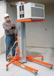 Where to find MATERIAL HANDLING LIFT  750LBS TO 20 in