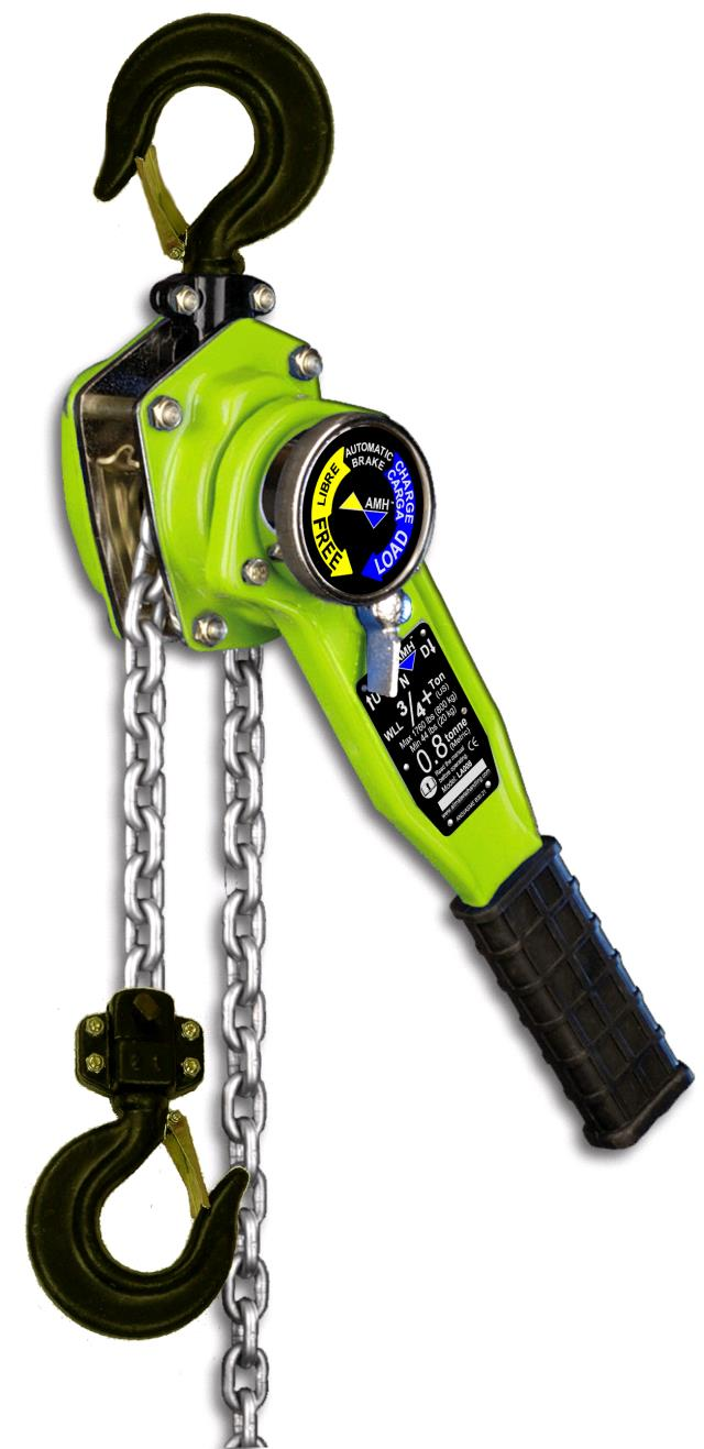 Where to find CHAIN HOIST 1 3 4 TON RATCHET in