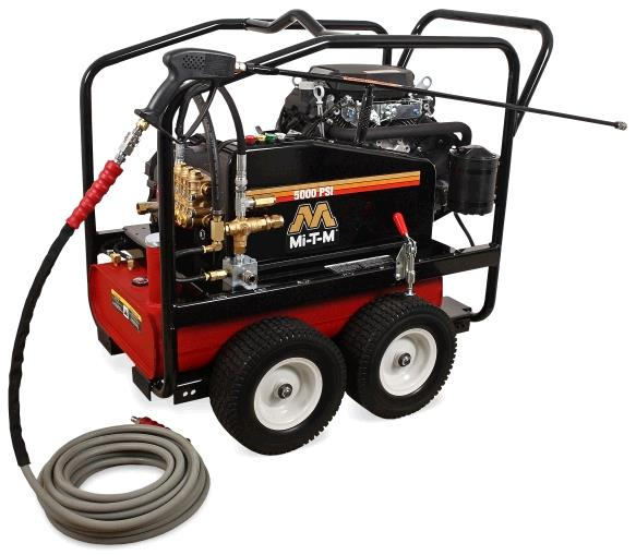 Where to find PRESSURE WASHER 5,000 PSI 4 GPM in