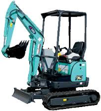 Where to find MINI EXCAVATOR ELECTRIC 480V 3PH. 50AMP in