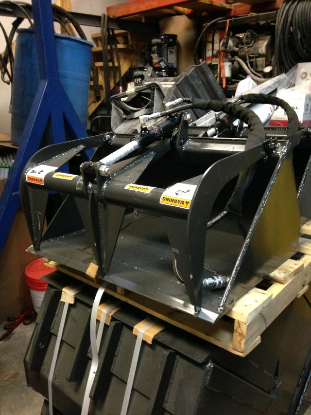 Where to find GRAPPLE BUCKET, MINI SKID STEER in