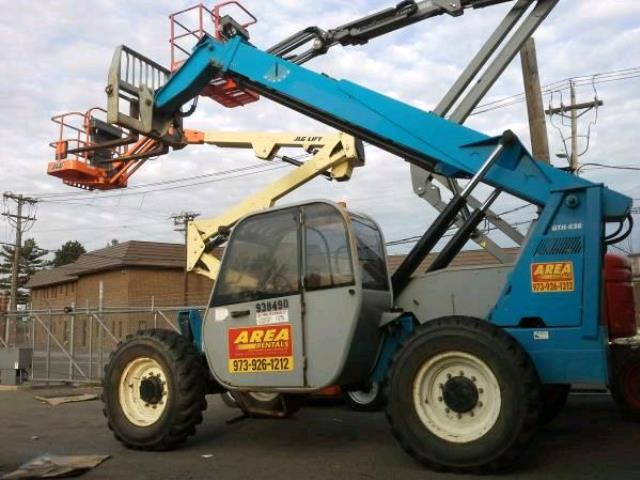 Where to find FORKLIFT TELEHANDLER 6000LB RT in