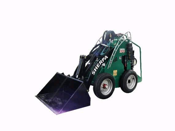 Where to find MINI SKID STEER, BATTERY OPERATED in