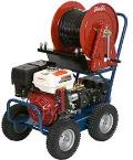 Where to rent SEWER JETTER 3,000 PSI GAS POWERED 4.7 G in  New Jersey